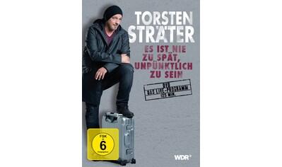 Musik-CD »Es ist nie zu spät,unpünktlich zu sein / Sträter,Torsten« kaufen