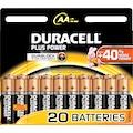 Duracell Batterie »Plus Power«, 1,5 V, (Packung)
