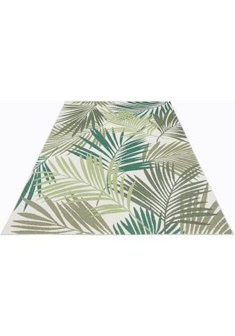 Teppich, »Vai«, bougari, rechteckig, Höhe 8 mm, maschinell gewebt kaufen