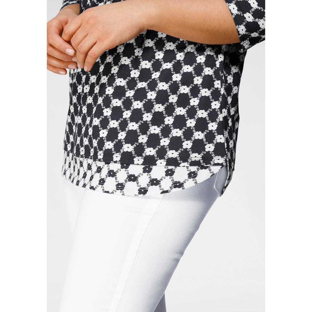 Boysen's 2-in-1-Shirt, im Mustermix