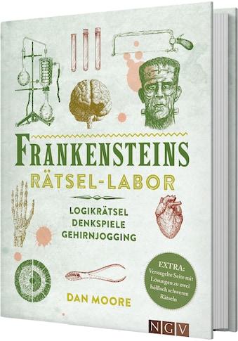 Buch »Frankensteins Rätsel-Labor / Dan Moore, Holger Möhlmann« kaufen