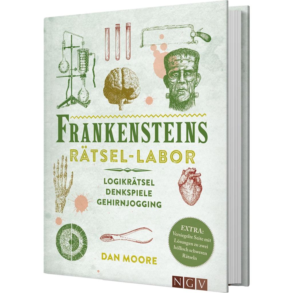Buch »Frankensteins Rätsel-Labor / Dan Moore, Holger Möhlmann«