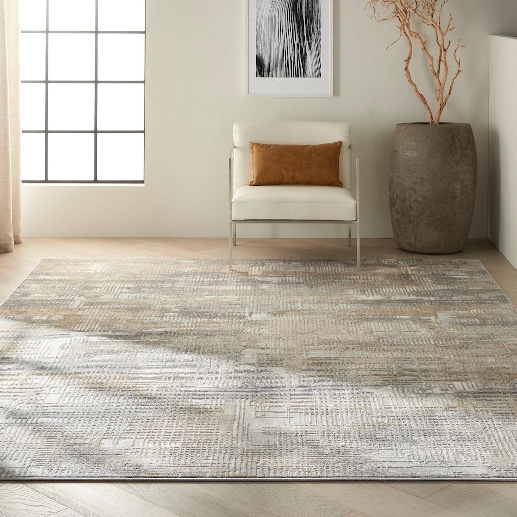 Calvin Klein Teppich »Rush CK951«, rechteckig, 9 mm Höhe, Wohnzimmer
