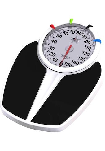 Bischof Personenwaage »Doktorwaage«, mit 4 Gewichtsmarkern kaufen