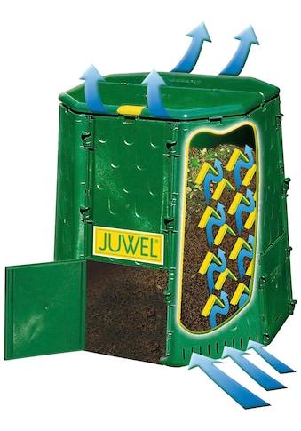 JUWEL Thermo - Komposter »Premium  -  Aeroquick 890 XXL«, BxTxH: 107x107x109 cm, 900 Liter kaufen