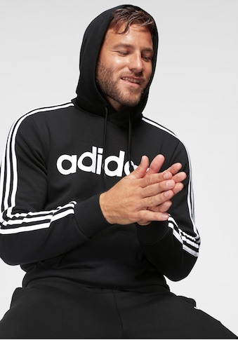 adidas Performance Kapuzensweatshirt »ESENTIALS 3 STIPES PO FL« kaufen