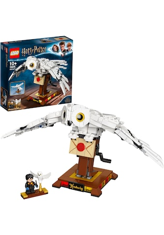 LEGO® Konstruktionsspielsteine »Hedwig™ (75979), LEGO® Harry Potter™«, (630 St.), Made in Europe kaufen