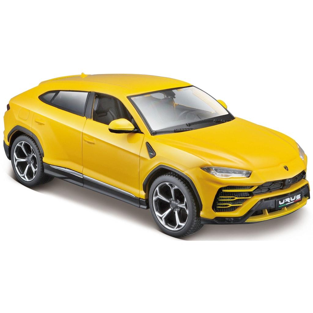 Maisto® Sammlerauto »Lamborghini Urus, gelb«, 1:24