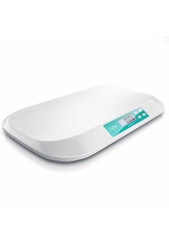 MyBeo Digitale Babywaage mit Display »50 g bis 20 kg / 3 Zoll Display / Einheit kg & lb« kaufen