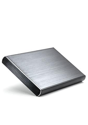 CSL USB 3.0 Festplattengehäuse - Alugehäuse für optimale Kühlung kaufen