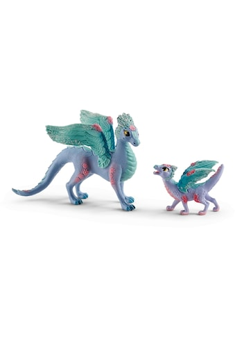"""Schleich® Spielfigur """"bayala, Blütendrache und Kind (70592)"""", (Set) kaufen"""