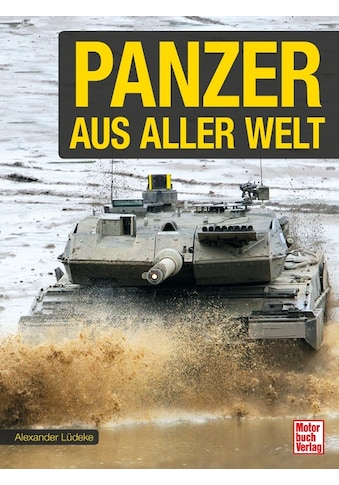 Buch »Panzer aus aller Welt / Alexander Lüdeke« kaufen
