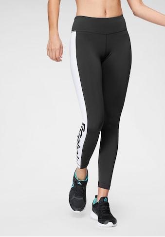 Reebok Leggings »TE Linear Logo Poly« kaufen