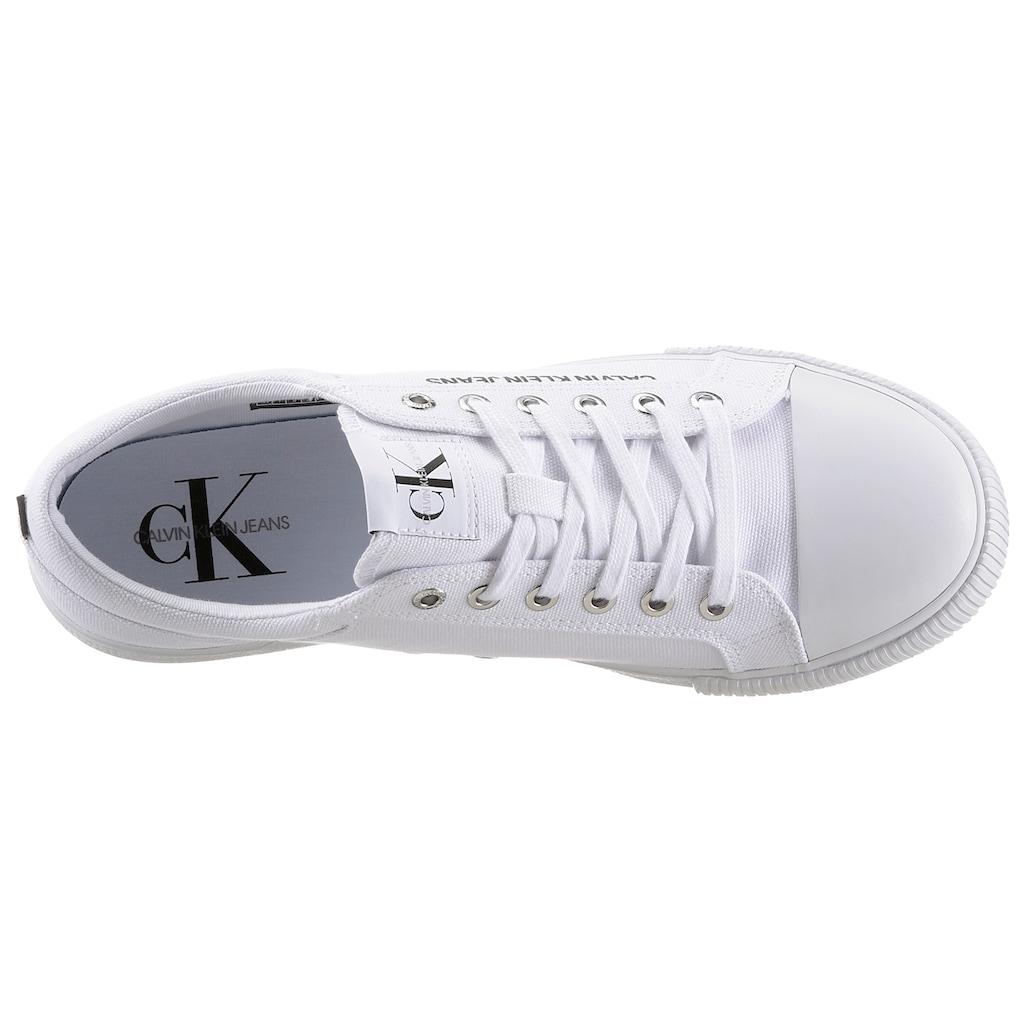 Calvin Klein Sneaker, mit dezenten Logoprint