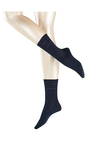 Esprit Socken Basic Easy 2 - Pack (2 Paar) kaufen
