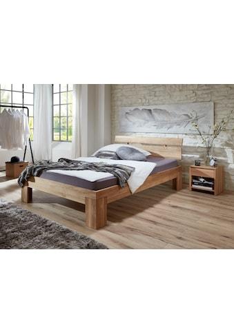 Relita Futonbett »Yves«, wahlweise mit Bettschubkasten und Regalelement kaufen
