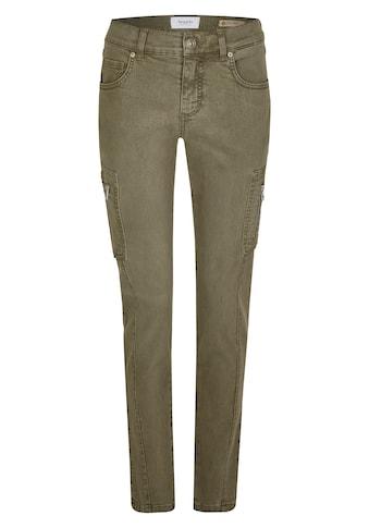 ANGELS Skinny-fit-Jeans, mit Glitzersteinen kaufen