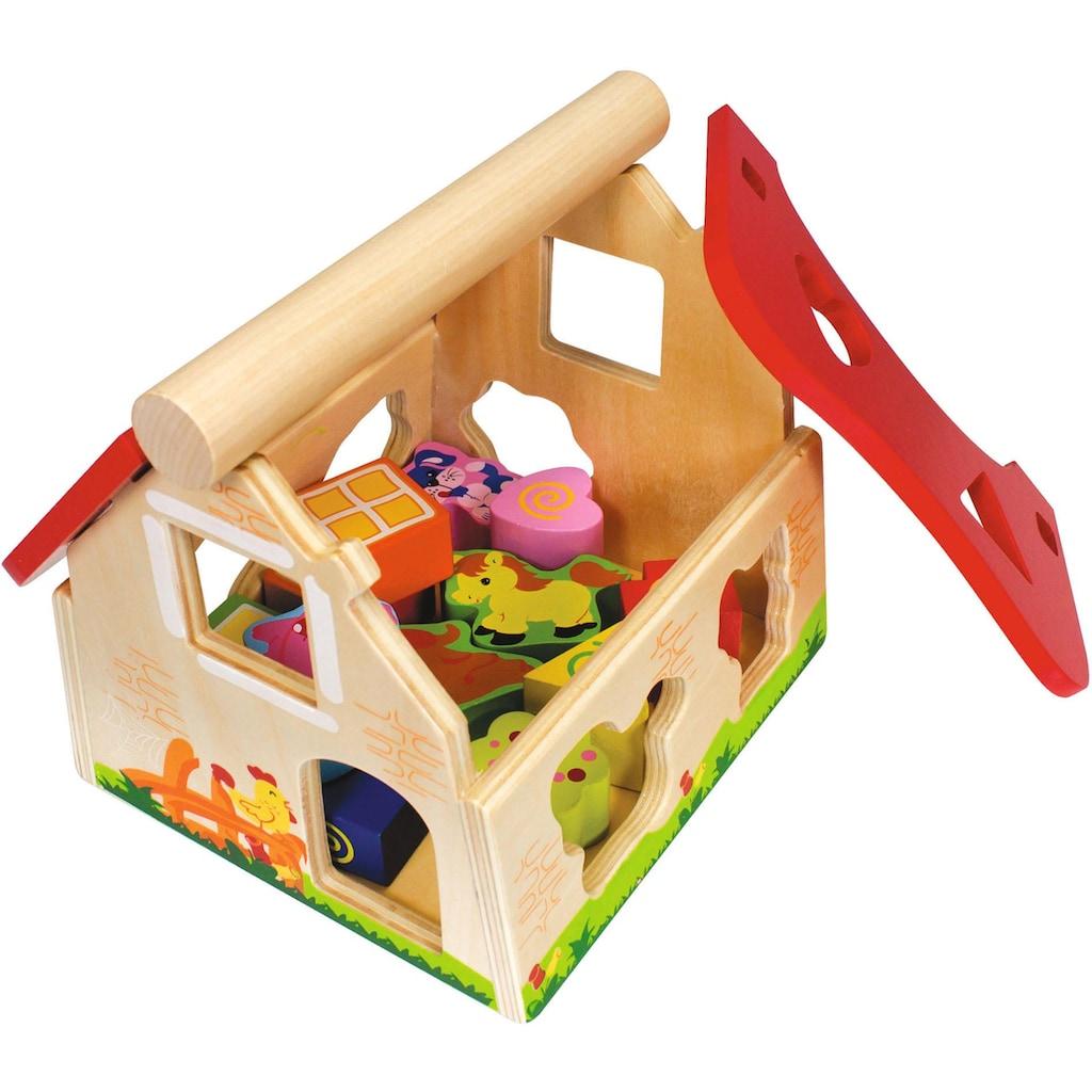 Eichhorn Steckspielzeug