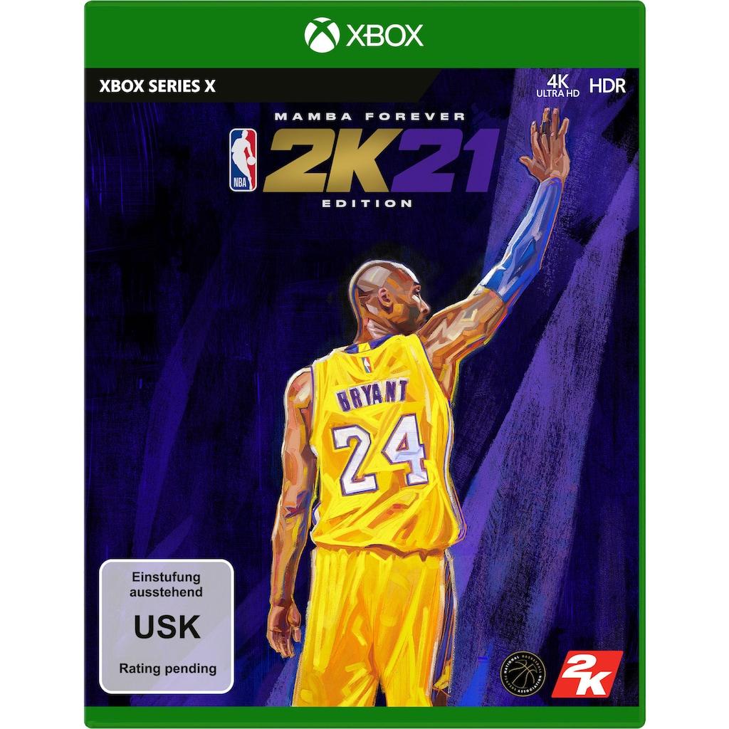 2K Spiel »NBA 2K21 Legend Edition«, Xbox Series X