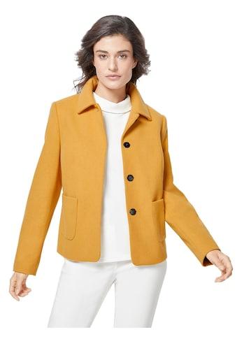 elite moden Woll - Jacke in wärmender Flausch - Qualität kaufen