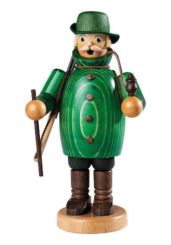SAICO Original Räucherfigur Jäger kaufen