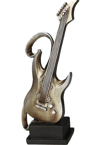 Ambiente Haus Dekofigur »Gitarre Figur M« kaufen
