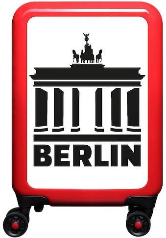 """meinTrolley Hartschalen - Trolley """"Berlin, 55cm"""", 4 Rollen kaufen"""
