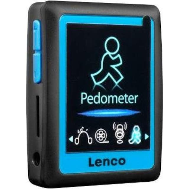 Lenco »PODO-152« Fitness Media Player