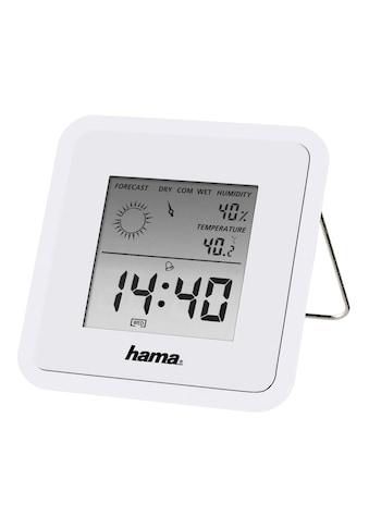 """Hama Wetterstation, """"TH50"""", Weiß kaufen"""