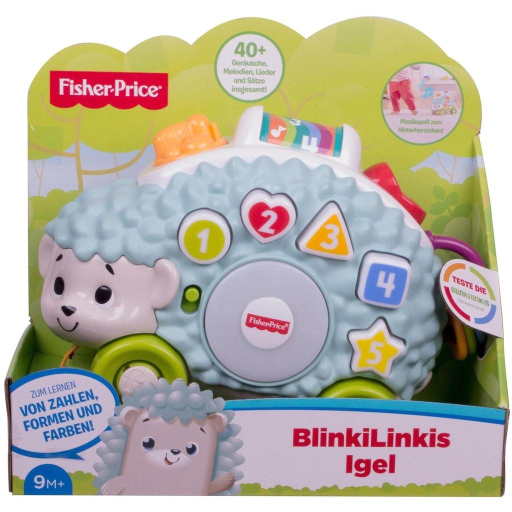 Fisher-Price® Nachziehtier »BlinkiLinkis Igel«