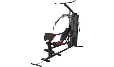 MOTIVE FITNESS by U.N.O. Kraftstation »Multi-Gym Competition«, 10 Gewichtsblöcke kaufen