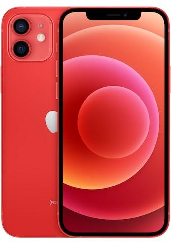 """Apple Smartphone »iPhone 12«, (15,5 cm/6,1 """", 64 GB Speicherplatz, 12 MP Kamera), ohne... kaufen"""