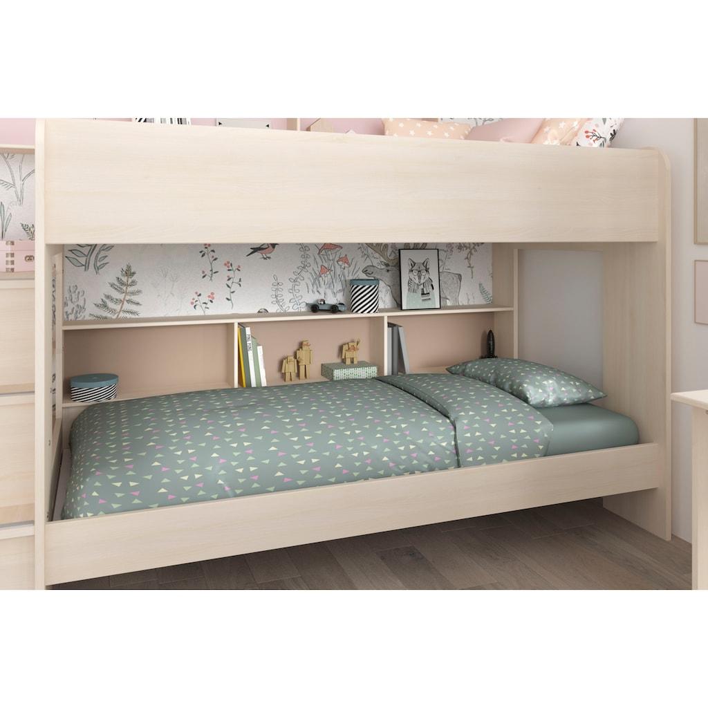 Parisot Jugendzimmer-Set »Bibop«, mit 2 Schreibtischen