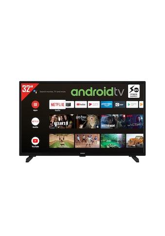 "Hitachi LED-Fernseher »HA32E2356V«, 80 cm/32 "", HD ready, Smart-TV-Android TV kaufen"