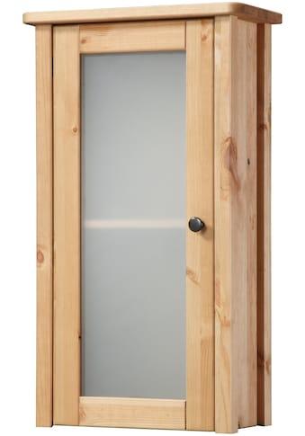 welltime Hängeschrank »Sylt«, Breite 40 cm, aus Massivholz Kiefer kaufen