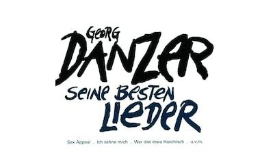 Musik - CD SEINE BESTEN LIEDER / DANZER,GEORG, (1 CD) kaufen