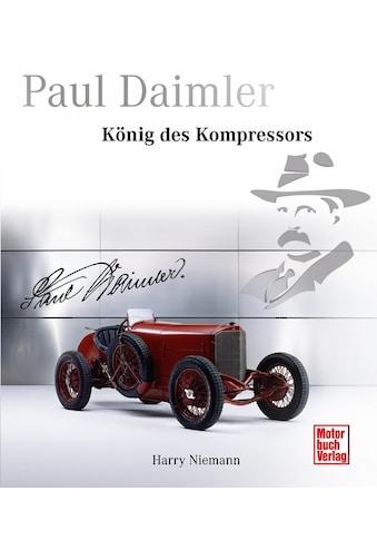 Buch »Paul Daimler / Harry Niemann« kaufen