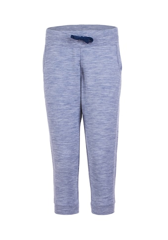 SUPER.NATURAL Jogginghose »W Essential Crop Pant«, bequemer Merino-Materialmix kaufen