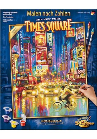 Schipper Malen nach Zahlen »Meisterklasse Premium - New York Times Square«, Made in... kaufen