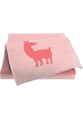 Babydecke »Alpaca«, BIEDERLACK kaufen