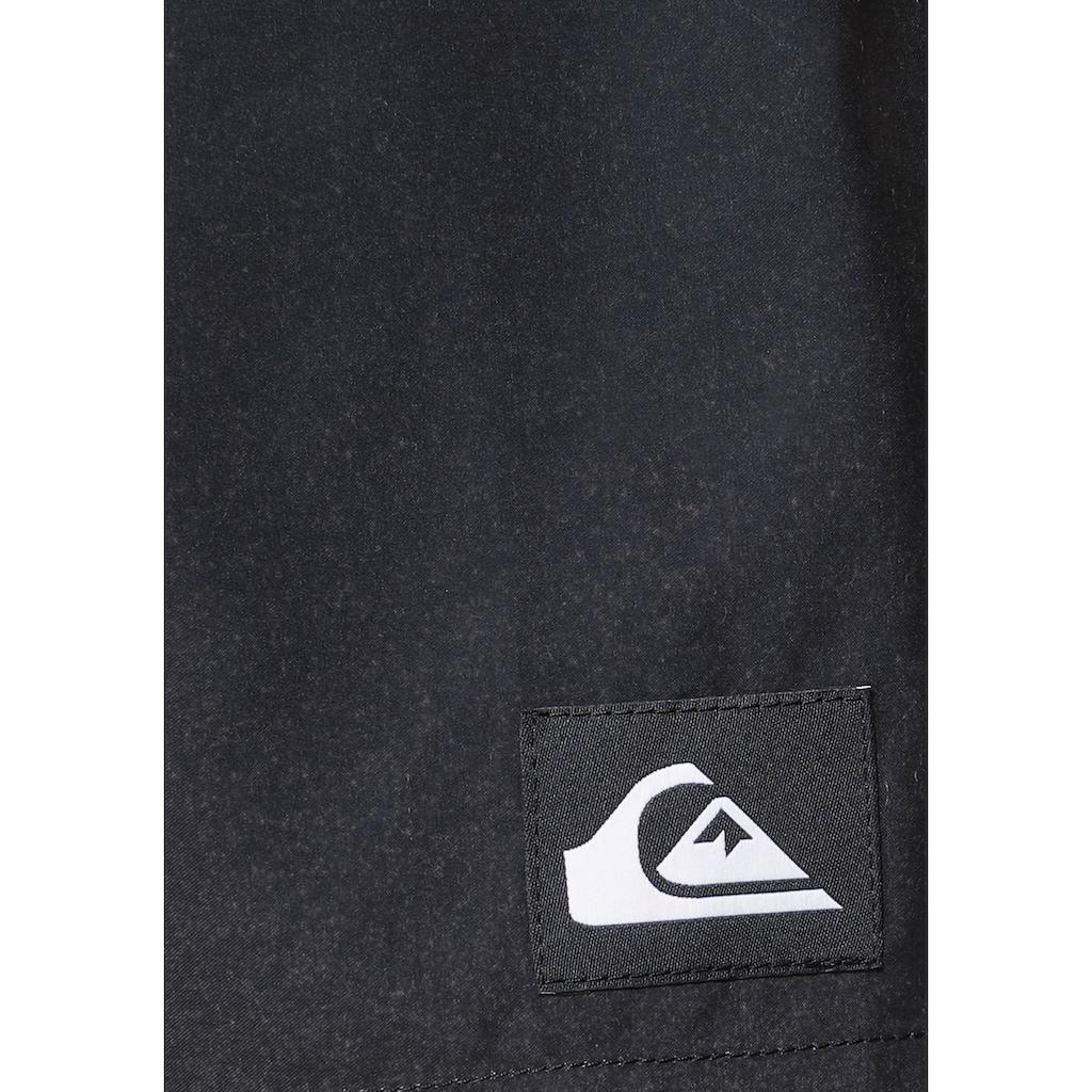 Quiksilver Boardshorts »SALTY PLMS BLKDE«