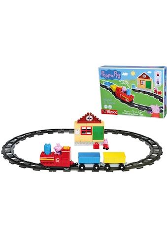 BIG Spielbausteine »BIG-Bloxx Peppa Pig Train Fun«, (46 St.), Made in Europe kaufen