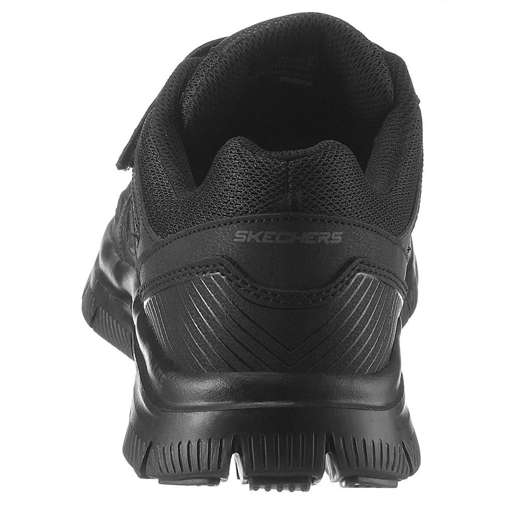 Skechers Klettschuh »Advantage 1.0«, mit Memory Foam-Ausstattung
