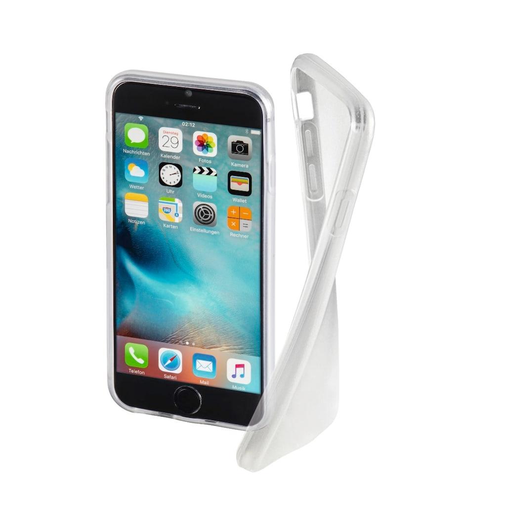 Hama Soft Cover Case Handyhülle für Apple iPhone 7 / 8 /SE 2020