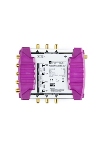 Opticum Red SAT-Verteiler »Multischalter OMS 9/6P« kaufen