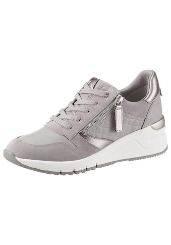 Tamaris Wedgesneaker »REA«, mit praktischem Wechselfußbett kaufen