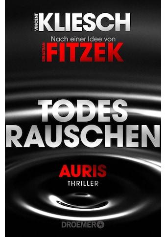 Buch »Todesrauschen / Vincent Kliesch« kaufen