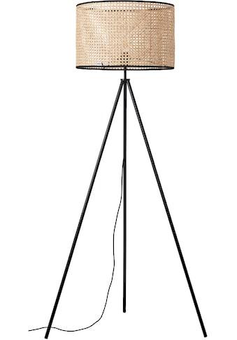 COUCH♥ Stehlampe »feines Geflecht«, E27, 1 St., Stehleuchte mit Wiener Geflecht... kaufen