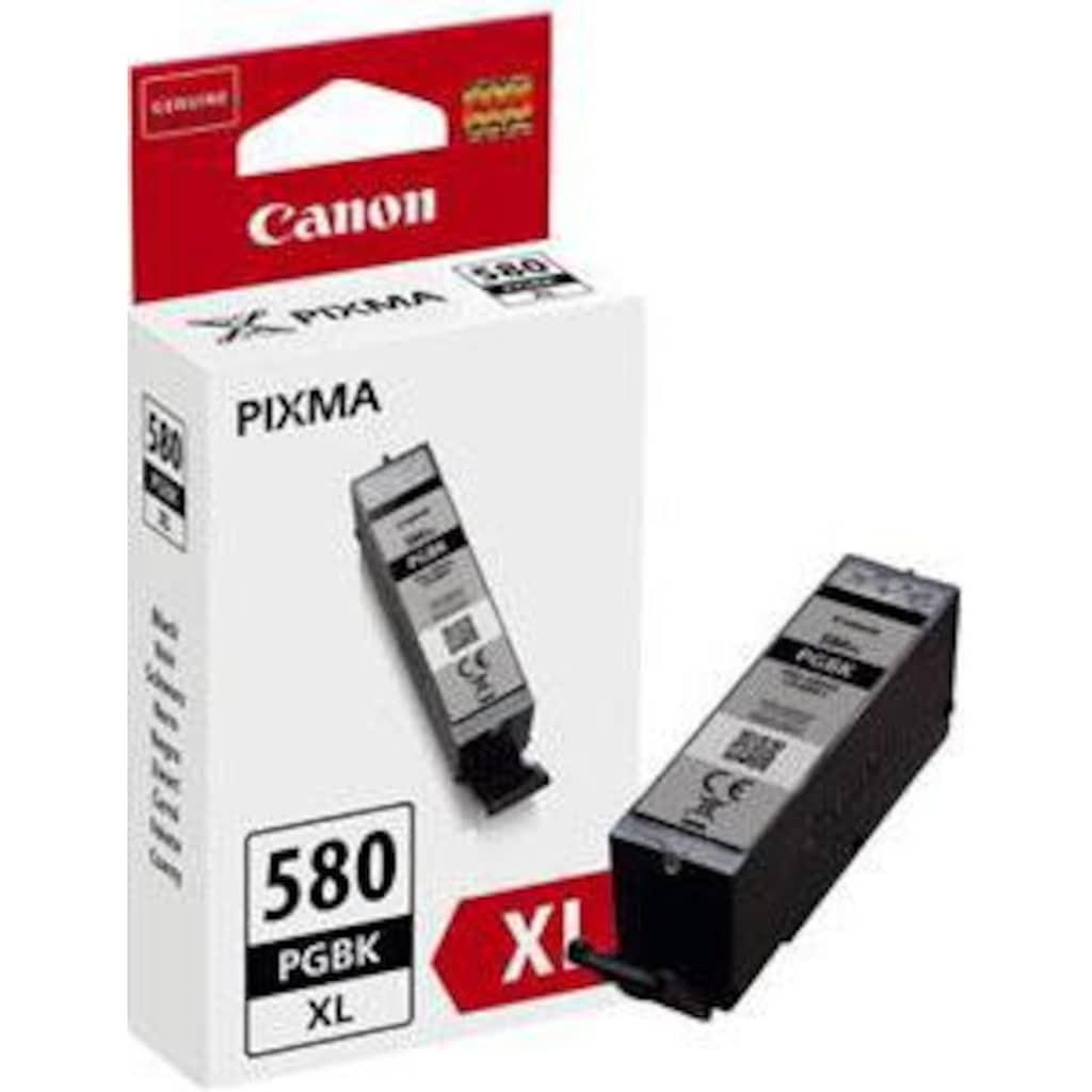 Canon Tintenpatrone »PGI-580PGBK XL original«