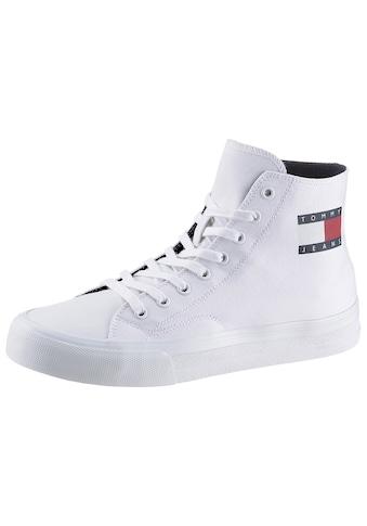 TOMMY JEANS Sneaker »MIDCUT LACE UP VULC.« kaufen